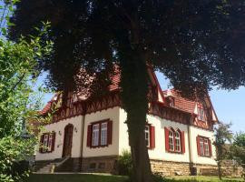 """Garni - Hotel """"Unsere Stadtvilla"""", hotel in Hechingen"""