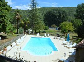 Domaine De La Provenç'âne, hôtel à Salernes près de: Château Mentone