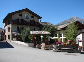 Chalet Les Glaciers, hôtel à Bramans