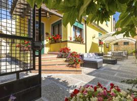 Hotel Villa Tiziana, hotell i Venedig-Lido