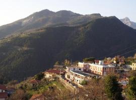Albergo San Carlo, отель в Массе