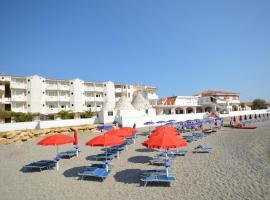 Hotel Residence Il Gabbiano, hotell i Cirò Marina