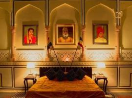 The Umaid Vilas, hotel near Jantar Mantar, Jaipur, Jaipur