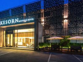 Kesorn Boutique Hotel, hotel in Buriram