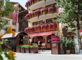 Am Dorfplatz Suites - Adults only, hotel near Train Station Sankt Anton am Arlberg, Sankt Anton am Arlberg
