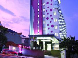 favehotel Zainul Arifin Gajah Mada, hotel near Wayang Museum, Jakarta