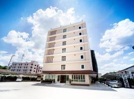 P.A. Thani Hotel, hotel in Nakhon Sawan