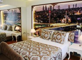 Elite Marmara Bosphorus&Suites, hotel near 15 July Martyrs Bridge, Istanbul
