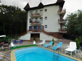 Guest House Villa Nadezhda, guest house in Lazarevskoye