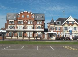 Palm Court Hotel, hotel in Great Yarmouth