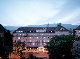 Parkhotel Laurin, boutique hotel in Bolzano