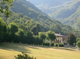 Agriturismo Deviscio, accessible hotel in Lecco