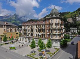 Hotel Schweizerhof, Hotel in Engelberg