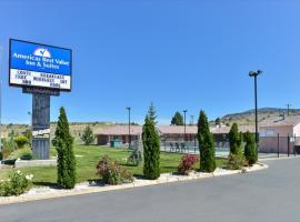 Americas Best Value Inn & Suites Klamath Falls, hotel in Klamath Falls