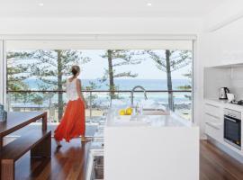 Bujerum Apartments on Burleigh, hotel near Burleigh Head National Park, Gold Coast