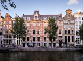 The Hoxton, Amsterdam, hotel in Amsterdam