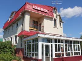 Hotel Villa, hotel near Sheremetyevo International Airport - SVO, Sheremetyevo