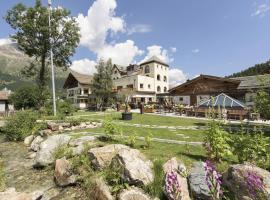 Hotel Bellavista, hotel in zona St. Moritz - Corviglia, Silvaplana