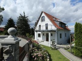 Pension Clajus, hotel near Ettersburg Castle, Weimar