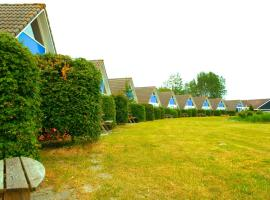 De Lauwer Bungalows, hotel in Lauwersoog