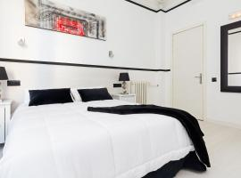 Gran Via 63 Rooms, hotel en Madrid