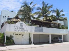 Bungalows VillArena, hôtel à Acapulco
