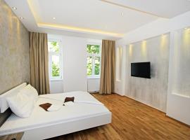 Aurellia Deluxe Apartments, hotel in Vienna