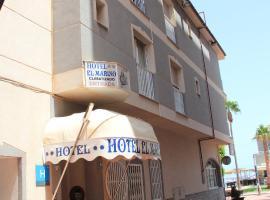 Hotel El Marino, hotel near Real Club de Golf Campoamor, Santiago de la Ribera