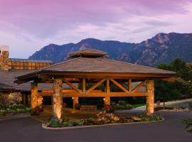 Cheyenne Mountain Resort, a Dolce by Wyndham, hotel in Colorado Springs