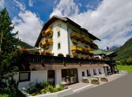 Hotel-Pension Edelweiss, hotel in Mallnitz