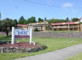 Port Townsend Inn, готель у місті Порт-Таунсенд