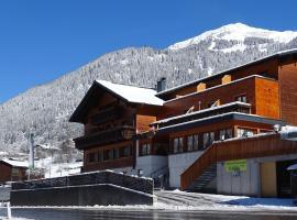 Hotel Vallüla, Hotel in Sankt Gallenkirch
