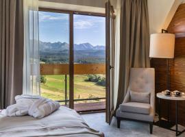 Hotel Kopieniec Fizjo- Med & SPA, hotel near Gasienicowa Ski Lift, Murzasichle