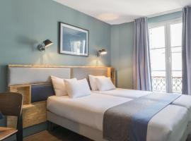 Hôtel Basss, hotel en Montmartre - 18º distrito, París