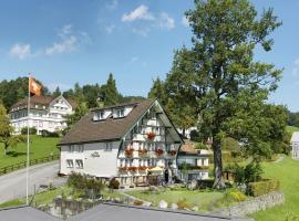 Alpenheim, B&B in Teufen