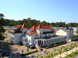 R&R Strandhotel Baabe, Hotel in der Nähe von: Bernsteinmuseum, Baabe