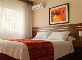 Hotel America, hotel en Montevideo