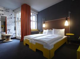 Superbude Hotel Hostel St.Pauli, Boutique-Hotel in Hamburg