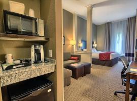 Comfort Suites Marietta-Parkersburg, hotel in Marietta