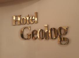 Hotel Geolog, отель в Сургуте