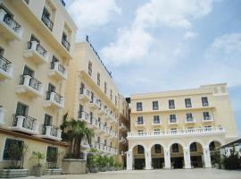 Rafael Hotel and Mansion Bangkok บีแอนด์บีในลาดกระบัง