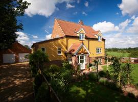Sunset House Bed and Breakfast, hotel near Snetterton Race Circuit, East Harling