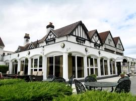 Buckatree Hall Hotel, hotel near Telford International Centre, Telford