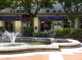 Hotel La Pia, hotel a Montecatini Terme