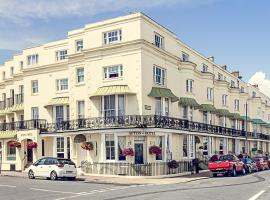 Afton Hotel, hotel in Eastbourne