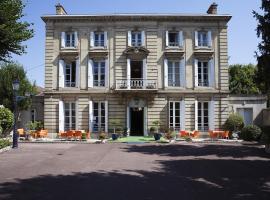 Hôtel Château des Jacobins, hotel in Agen