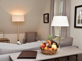 Apartmentanlage Seezeichen, vacation rental in Ahrenshoop