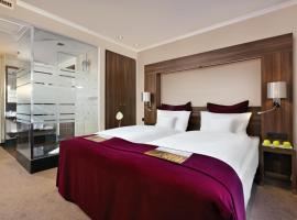 Flemings Hotel Frankfurt Main-Riverside, отель во Франкфурте-на-Майне