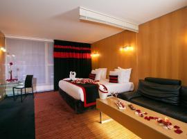 Residhome Suites Paris Sénart, apartment in Lieusaint