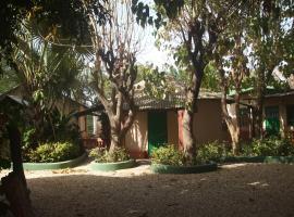 Camping-Sukuta & Lodge, lodge in Sukuta
